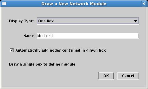 Adding Nodes While Drawing Module